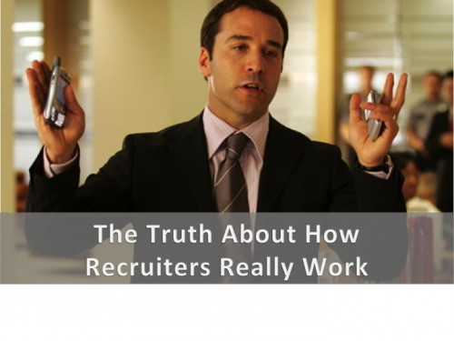 How Recruiters Work